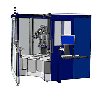 RoboScan S horizontal