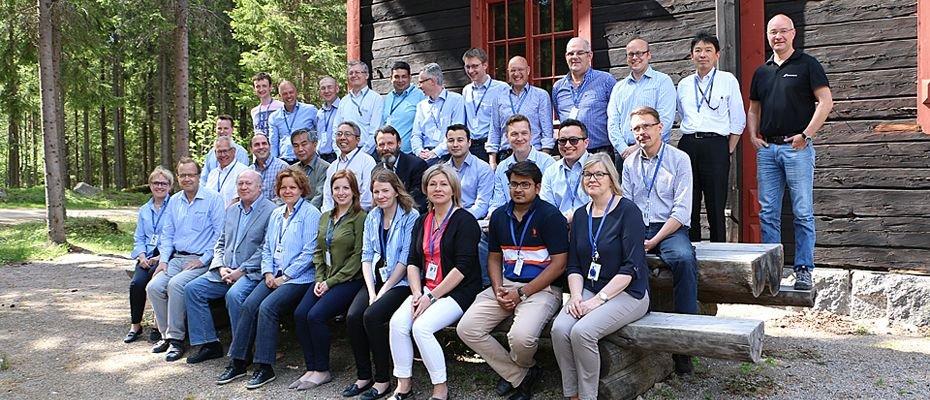 Stresstech group representatives