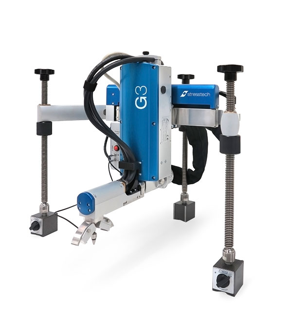 xstress G3 x-ray diffractometer