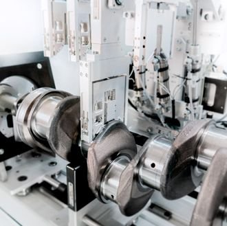automated systems for crankshafts