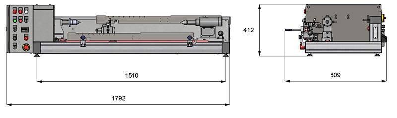 CamScan 300 dimensions