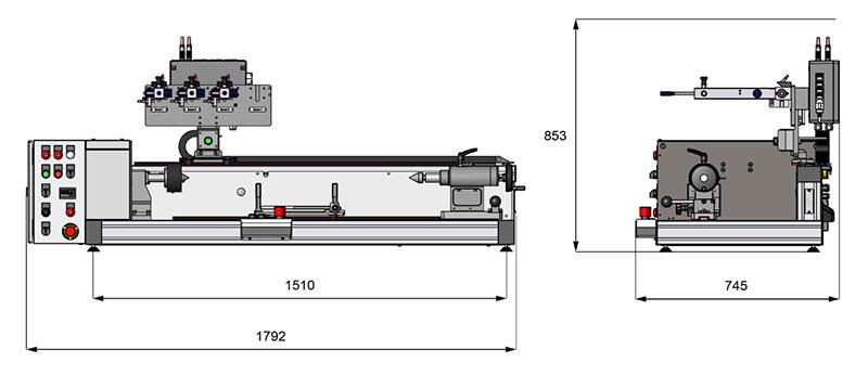 crankscan 300 dimensions
