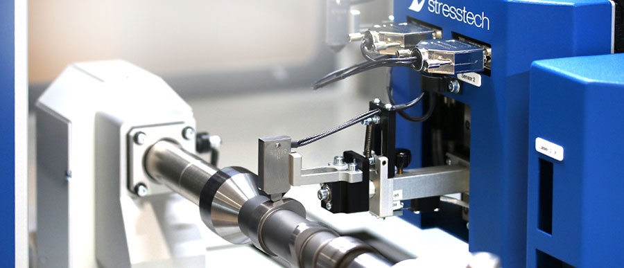 grinding quality control of camshafts