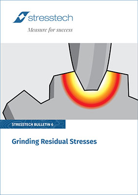 grinding residual stresses pdf cover