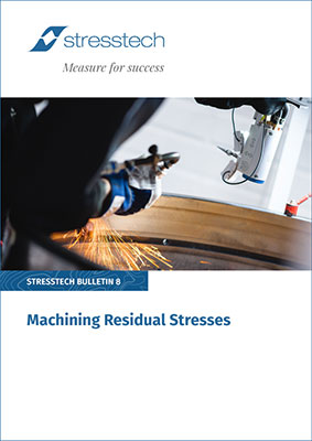 machining residual stresses pdf cover
