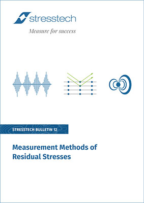 measurement methods of residual stresses pdf cover