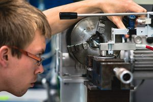 Making Barkhausen noise measurements as measurement service