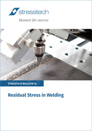 Residual Stress in Welding PDF cover