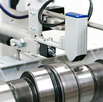 semi-automated systems for camshafts
