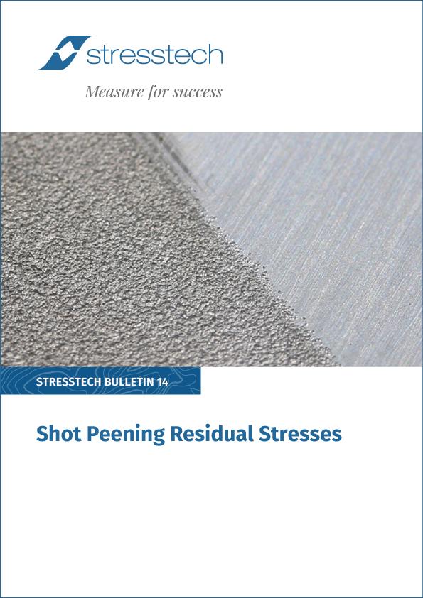 shot peening residual stress pdf cover